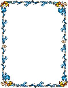 61 Best Borders Images Clip Art Frames 18th Birthday Party
