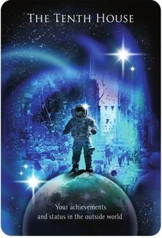 The Tenth House Alison Chester-Lambert  - Astrology Reading Cards Your Personal Journey in the Stars http://astrologyclub.org/tenth-house/