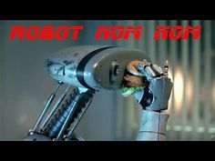 Robot Nom Nom