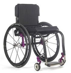 TiLite Aero Z Wheelchair  -- > TiLites' no compromise philosophy about quality, design, versitility, and style goes above and beyond the normal industry standards when it comes to building a wheelchair specifically focused on improving the lives of those who ride them.