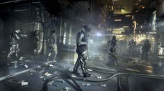 First story DLC announced for Deus Ex: Mankind Divided It's only been out a matter of weeks but Square Enix and Eidos have already got big plans - and the first of those comes in the form of some new story content.  http://www.thexboxhub.com/first-story-dlc-announced-deus-ex-mankind-divided/