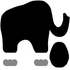 Elephant door stop tutorial