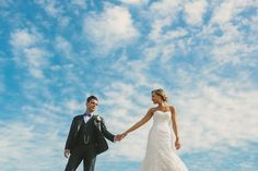 Cloud photos on your wedding::