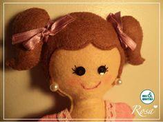 Boneca Rosa, Trabalho realizado por Mil e Muitas