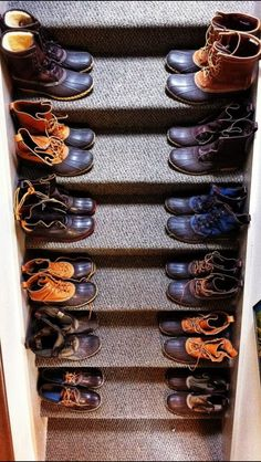 You can never have too many Bean Boots.