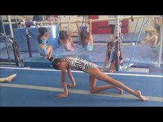 Non pounding legs - YouTube