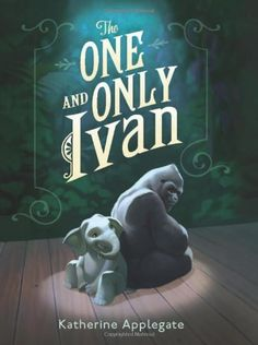 The One and Only Ivan by Katherine Applegate, http://www.amazon.com/dp/0061992259/ref=cm_sw_r_pi_dp_jVJCqb069MMJV