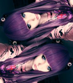 Pastel Goth | via Tumblr