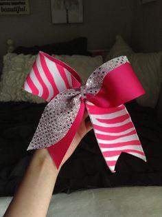 The zebra stripe and sparkles= amazing!