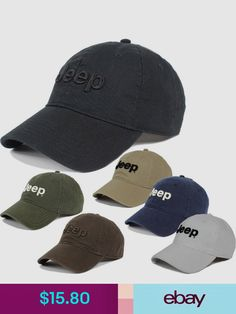 0bfd1a191ec Jeep Fashion Hats Clothing