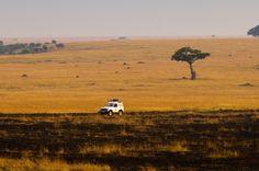 2 luxurious ways to safari in Kenya.