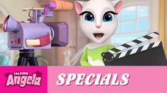 Talking Angela Bloopers and Fails A few behind-the-scenes sneak peeks in my NEW…