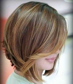 2-Short Hairstyles for Fine Hair