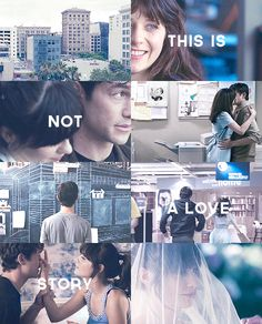 (500) days of summer...this is not a love story, is a story about love #joseph #gordon-levitt,