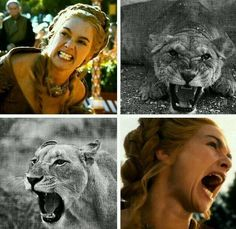 A Lioness From The Rock! // Cersei Lannister //