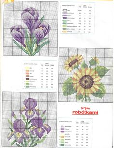 good for charity quilt squares Small Cross Stitch, Cross Stitch Cards, Cross Stitch Flowers, Counted Cross Stitch Patterns, Cross Stitch Designs, Cross Stitching, Cross Stitch Embroidery, Cross Stitch Pictures, Couture