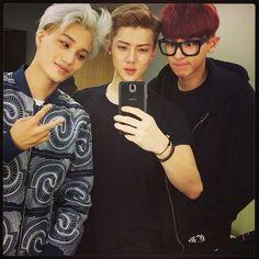 exo: sehun instagram update
