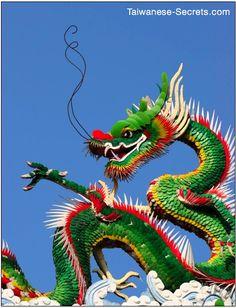 Chinese Dragon....