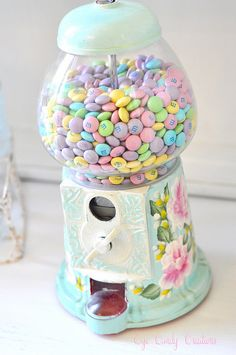 candy-This would be so cute to have on my desk at the office!