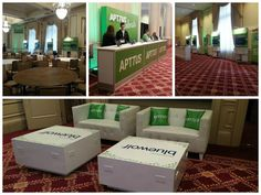Pics from at APTTUS #AccelerateQTC 2014 at the Palace Hotel in San Francisco!