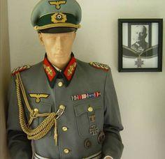 German Army General der Infanterie Kuno-Hans von Both