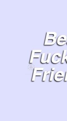 METADINHA 31 // BE FUCKING FRIENDS 💜