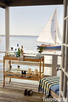 Summer Dreamin' with a Nantucket Boathouse Gary McBournie