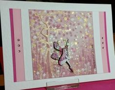 Stunning samples from Lavinia Stamps design team