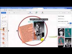 ▶ Prezi Tutorial Part 4 - Inserting Images and YouTube Videos in Prezi - YouTube