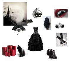 """""""Unbenannt #29"""" by sole-luna-91 on Polyvore featuring Mode, Reeds Jewelers, Masquerade, Nicholas Kirkwood und Pier 1 Imports"""