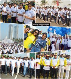National Diabetics Day Walk