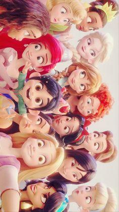 Wreck-It Ralph Wreck-It Ralph Wallpapers # It Ralph 2 # Gonzo Disney Princess Disney princess # Disney Rapunzel, Walt Disney Princesses, Disney Princess Cartoons, Disney Princess Fashion, Disney Princess Pictures, Disney Princess Drawings, Disney Princess Art, Disney Pictures, Disney Art