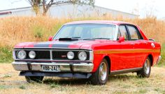 Ford Falcon XY GT (Tribute)