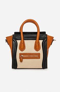 Mini Structured Handbag | DAILYLOOK