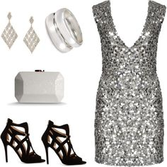 """""""Let's go clubbing, ladies!"""" by sonjeka on Polyvore"""