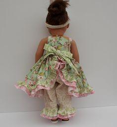 Sweet Innocence for 18 dolls American girl by mytreasuredheirlooms