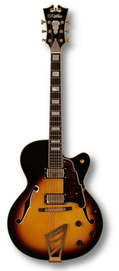 D'Angelico EX-DH