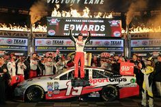 NASCAR Notes: Edwards races way into Championship Round with Tex...