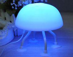 Jellyfish Desk Lamp - #Design #Lighting #Gadgets   CoolShitiBuy.com