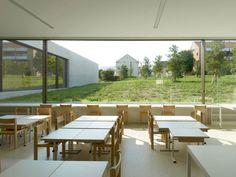 Prangins Kindergarten - Courtesy of Thomas Jantscher