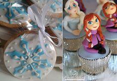 10 ideias criativas festa aniversario frozen princesa elsa olaf meninas deocracao mesa doces bolos (8)