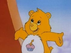 Can you name all of these classic Care Bears characters from the and Cartoon Wallpaper, Retro Wallpaper, Disney Wallpaper, Orange Aesthetic, Aesthetic Anime, Aesthetic Pastel, Aesthetic Vintage, Yellow Care Bear, Cartoon Network