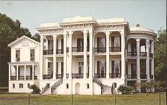 Nottoway Plantation New Orleans/64 rooms
