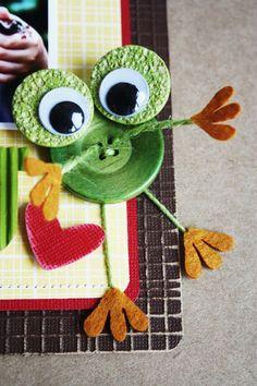 Cool Bean Critters  By Sarah Hodgkinson