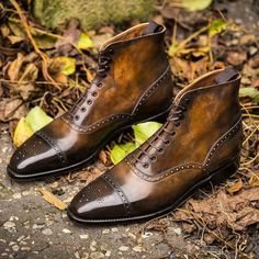 The Sartorial Way • jfitzpatrickfootwear:   Dandy Shoe Care A/W16...