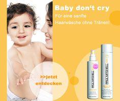 Besonders sanftes und mildes Shampoo. Nicht nur bei Kindern beliebt! http://www.clickandcare.ch/haarpflege/paul-mitchell/kids