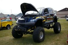 lifted pt cruiser | PT Cruiser Forum