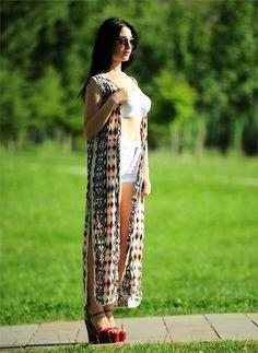 Bayan Yelek Uzun   Modelleri ve Uygun Fiyat Avantajıyla   Modabenle