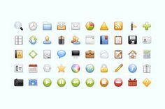 Web App Icons - Icons - 1