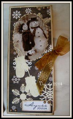 VIIPULAN ELÄMÄÄ: Suklaakortti, viikonlopun teema! Chocolate Card, Frame, Cards, Design, Home Decor, Picture Frame, Decoration Home, Room Decor